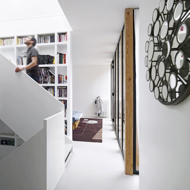 Bang Archi Heliotrope Interieur