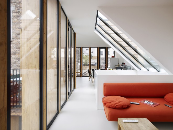 Bang Archi Heliotrope Interieur